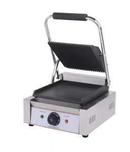 Contact Grill Single / Ribbed
