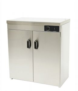 Heated Cupboard Plate Warmer HC-2