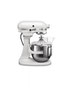 KitchenAid K5 Heavy Duty Stand Mixer 5KPM5BWH White