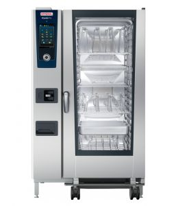 Rational iCombi Pro 20-2/1/E 20 Grid 2/1GN Electric Combination Oven