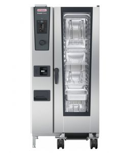 Rational iCombi Classic 20-1/1/E 20 Grid 1/1GN Electric Combination Oven