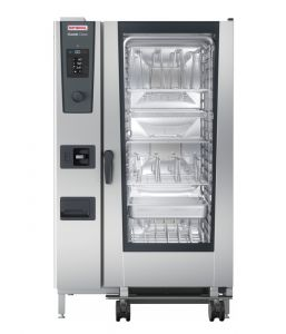 Rational iCombi Classic 20-2/1/E 20 Grid 2/1GN Electric Combination Oven