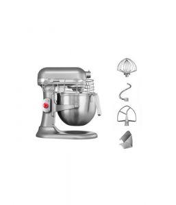KitchenAid Professional Stand Mixer 6.9Ltr Silver 5KSM7990XBSL