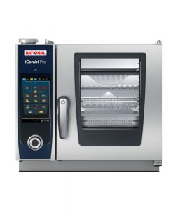 Rational iCombi Pro XS 6-2/3/E/SP 6 Grid 2/3GN Single Phase Electric Combination Oven