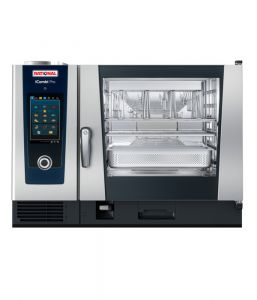 Rational iCombi Pro 6-2/1/G/P 6 Grid 2/1GN Propane Gas Combination Oven