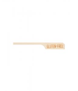 "Gluten-Free Paddle Pick-12cm/4.75"""