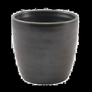 Cinder Black Terra Chip Cup Pack of 6 (Pack Of 6)
