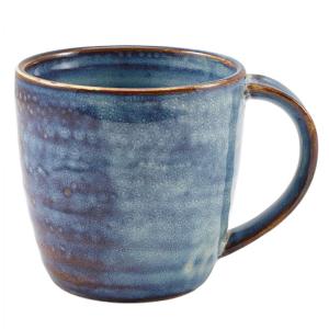 Aqua Blue Terra Mug Pack of 6 (Pack Of 6)
