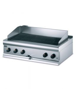 Lincat ECG9 Silverlink 600 Chargrill Electric