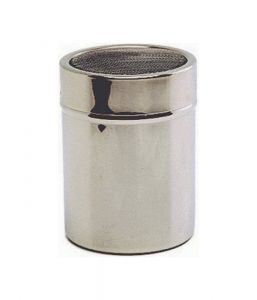 Stainless Steel Fine Mesh Flour Shaker