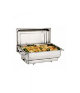 Deluxe Full Size Electric Chafing Set 13.5 Ltr