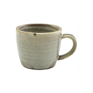 Smoke Grey Terra Porcelain Espresso Cup 9cl/3oz (Pack Of 6)