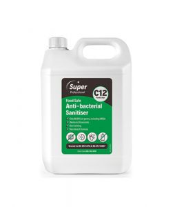 Super Anti Bac Sanitiser 5L (Pack Of 2)