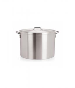 Heavy Duty Aluminium Boiling Pot - 22cm/5.5Ltr