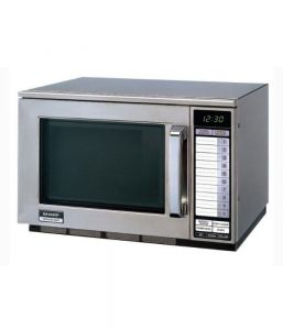 Sharp R24AT Commercial Microwave Programmable 1900w