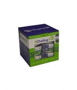 Chafing Fuel Gel 3.5 HOUR (PK OF 12)