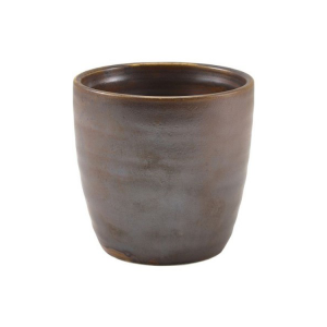 Rustic Copper Terra Chip Cup (Pack Of 6)