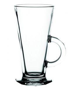 Toughened Columbia Latte Glass 10oz (28cl) x12