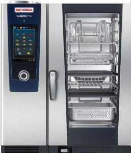 Rational iCombi Pro 10-1/1 Combi Oven Gas