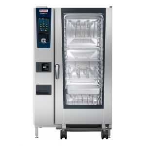 Rational iCombi Pro 20-2/1/G/N 20 Grid 2/1GN Natural Gas Combination Oven