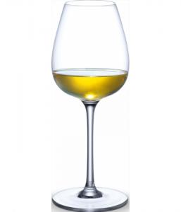 Villeroy & Boch Purismo White Wine Goblet (0.4L) x2