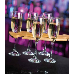 Champagne Flight (for 8 Glasses)