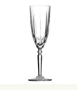 Orchestra Crystal Champagne Flute 7oz (20cl) x12