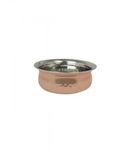 "Stainless Steel Handi Copper Dish - 14cm/5.5"""