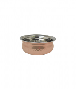 "Stainless Steel Handi Copper Dish - 15cm/6"""