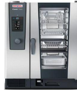 Rational iCombi Classic 10-1/1 Combi Oven Electric