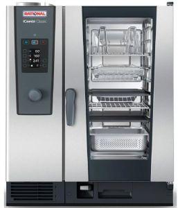 Rational iCombi Classic 10-1/1 Combi Oven Gas