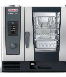 Rational iCombi Classic 6-1/1 Combi Oven Electric