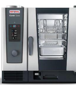 Rational iCombi Classic 6-1/1 Combi Oven Gas