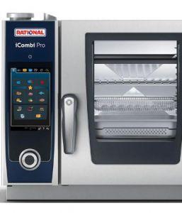 Rational iCombi Pro XS 6-2/3 Combi Oven Electric