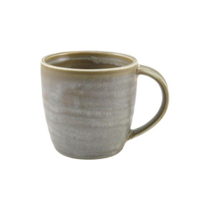 Matt Grey Terra Mug (Pack Of 6)