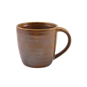 Rustic Copper Terra Mug (Pack Of 6)