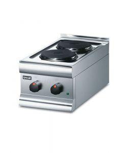 Lincat HT3 Silverlink 600 Boiling Top 2 Plate (Electric)