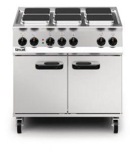 Lincat OE8008 Opus 800 Electric Range (6 Plate)