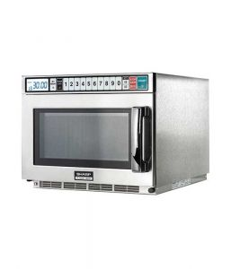 Sharp R7500M Commercial Microwave Programmable Inverter 1800w