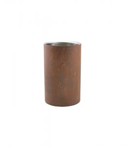 Rust Effect Wine Cooler