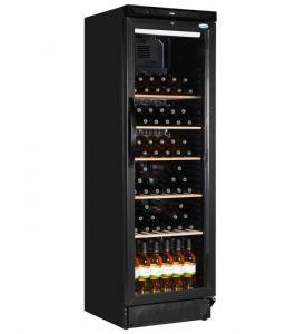 Interlevin Black Wine Cooler (78 Bottle)