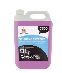 Selden Extreme Virucidal Anti Bacterial Disinfectant Concentrate 5 Litre