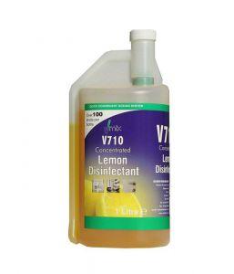 Vmix Super Concentrate Disinfectant Lemon 1 Litre