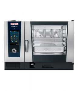 Rational iCombi Pro 6-2/1/E 6 Grid 2/1GN Electric Combination Oven