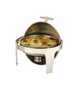 Round Roll Top Chafing Set