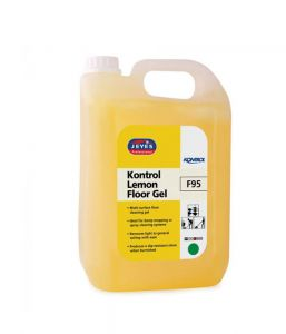 Jeyes Professional F95 Lemon Floor Gel 5 Litre