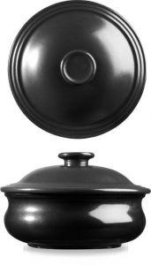 Art de Cuisine Rustic Black Stew Pot 14cm 43cl